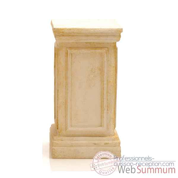 Piedestal et Colonne-Modele York Podest, surface gres-bs1001sa