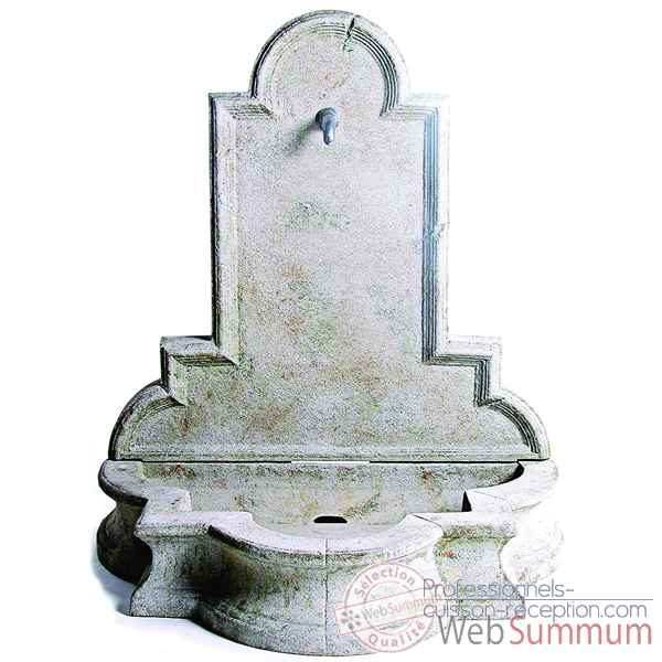 Fontaine-Modele Catalunya Fountain, surface granite-bs3297gry