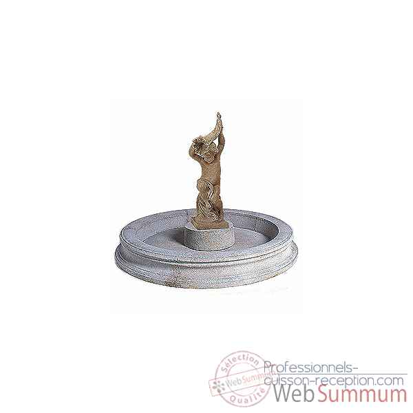 Fontaine-Modele Palermo Fountain Basin, surface gres-bs3311sa