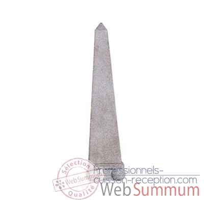 Fontaine-Modele Obelisk Fountainhead, surface gres-bs3315sa