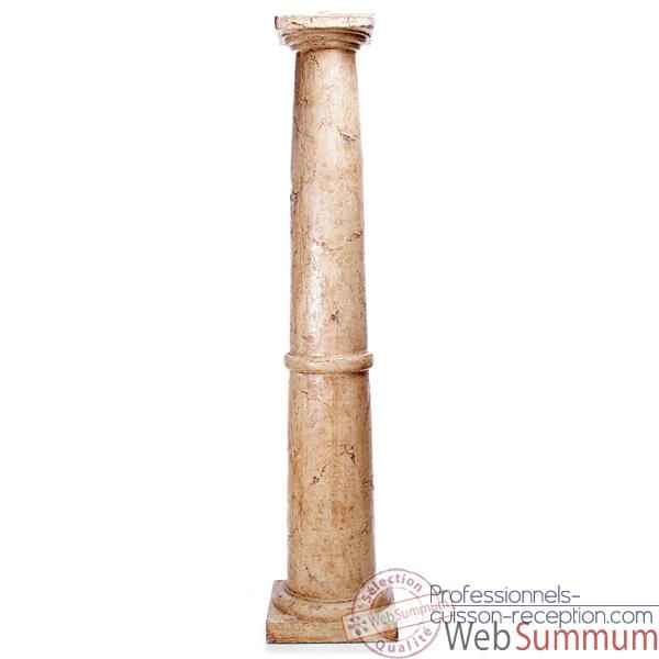Video Colonne et Piedestal Classic Column, granite -bs1010gry