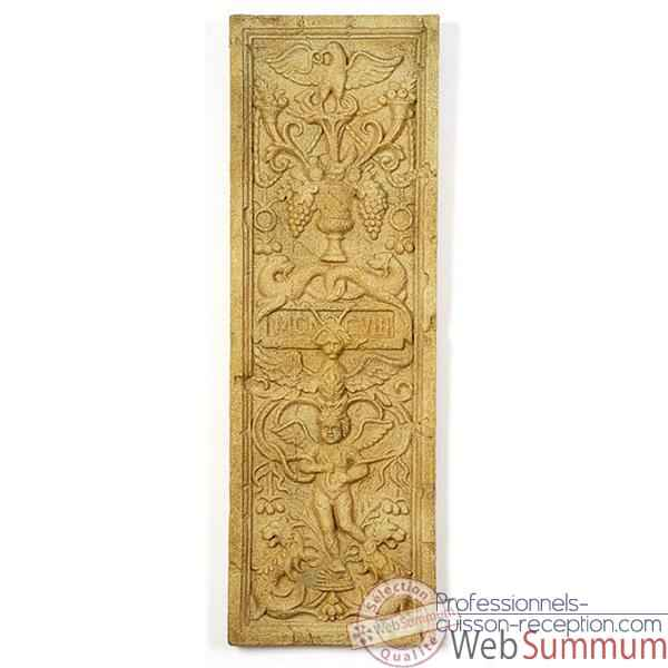 Decoration murale Angel Wall Decor, granite -bs3089gry