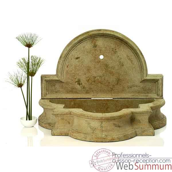 Fontaine Barcelona Fountain, granite -bs3268gry