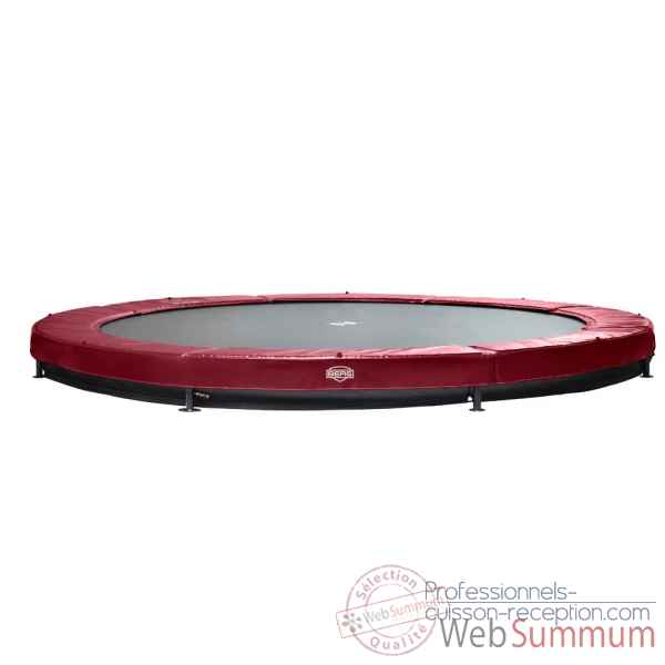 Trampoline Berg elite+ inground vert 430 Berg Toys -37.14.00.25