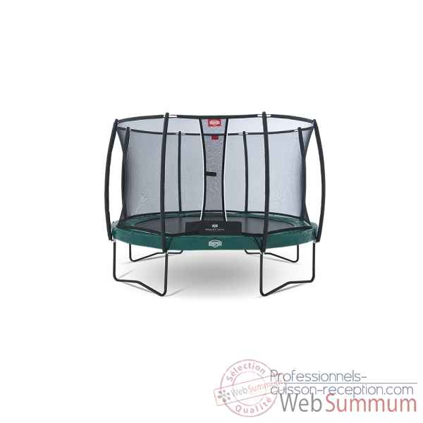 Trampoline Berg elite regular green 330 + safety net t-series 330 Berg Toys -37.11.91.00