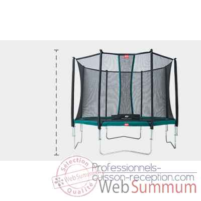 Trampoline Berg favorit 380 safety net comfort 380 Berg Toys -35.12.01.01