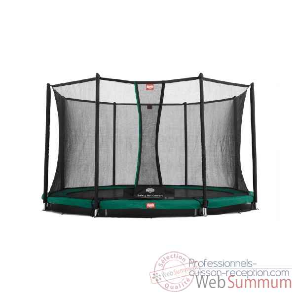 Berg inground champion 330 + safety net deluxe 330 Berg Toys -35.41.05.00