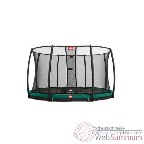 Trampoline Berg inground champion + safety net comfort (ingr) 270 Berg Toys -35.39.06.00