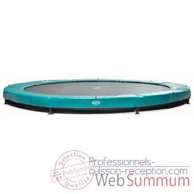 Berg trampoline elite+ 430 inground vert -37.14.00.14
