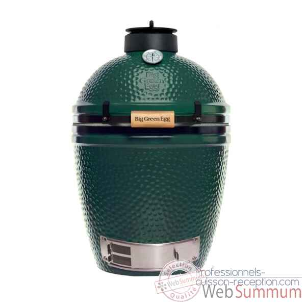 Barbecue multifonction Kamado EGG-medium Big Green Egg -117625