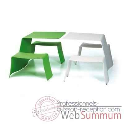 Chaise PicNik Extremis Vert pomme -PG