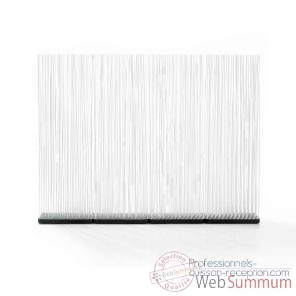 Decoration lumineuse sticks, tiges fibre de verre, 30x30, blanc Extremis -SS33-W180