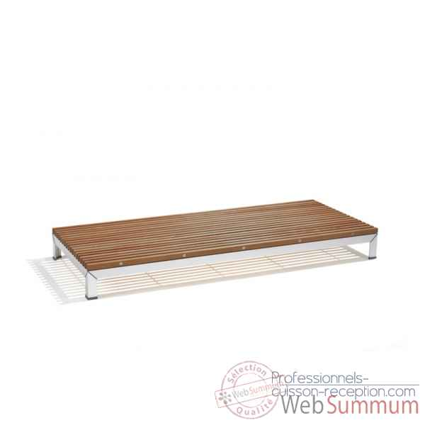 Table basse plus extempore 160, fscpur Extremis -ET160-23 FSC