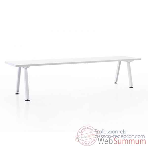 Table marina largeur 265cm Extremis -MTA5W0265