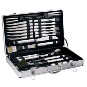 Mallette bbq 24 pieces Favex -971.0003