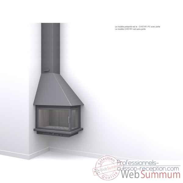 hotte acier p etchalar noir le marquier dans hotte de barbecue professionnel. Black Bedroom Furniture Sets. Home Design Ideas