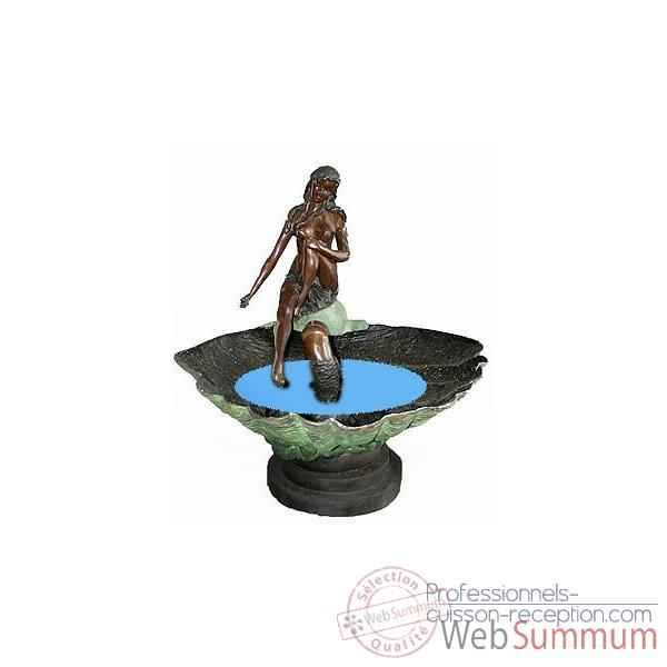 Fontaine Vasque en bronze -BRZ02