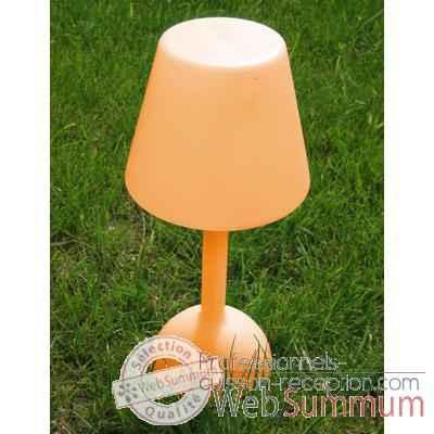 Video Lampe solaire Daylight Orange
