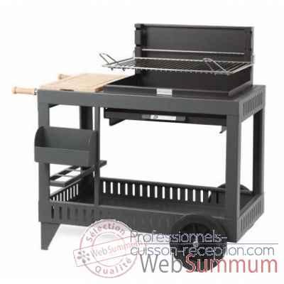 barbecue mechoui inox le marquier bci216 de barbecue. Black Bedroom Furniture Sets. Home Design Ideas
