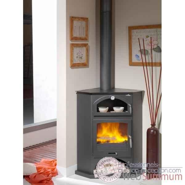 Po le bois dans chemin e sur professionnels cuisson reception - Le marquier cheminee ...