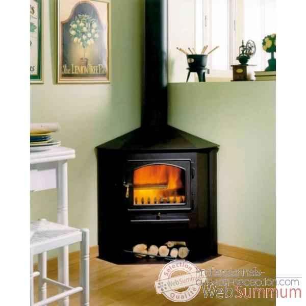 poele a bois dans cuisine obtenez des id es de design int ressantes en utilisant. Black Bedroom Furniture Sets. Home Design Ideas