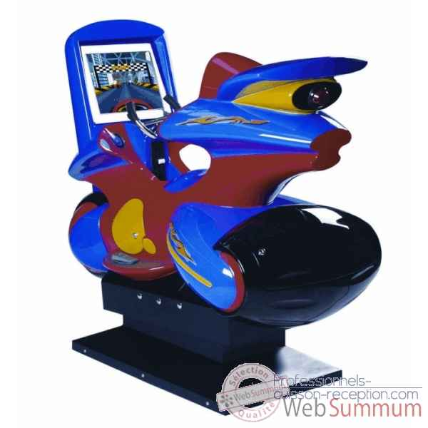 Space bike simulator Merkur Kids -73011534