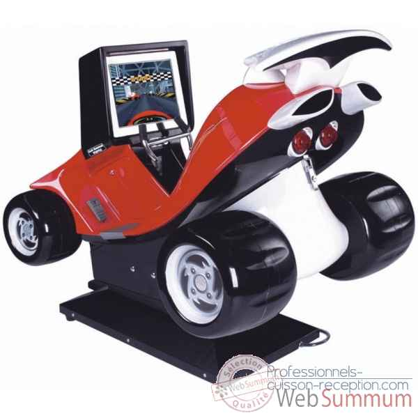 Space car simulator Merkur Kids -73011526