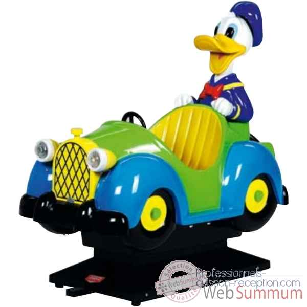 Voiture de donald Merkur Kids -73011543