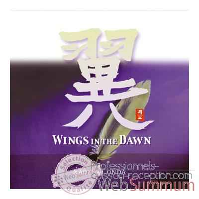 CD musique asiatique, Wings In The Dawn - PMR029