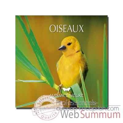 CD - Oiseaux - Ambiance nature