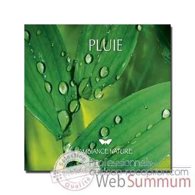 CD - Pluie - Ambiance nature