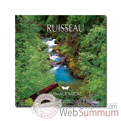 CD - Ruisseau - Ambiance nature
