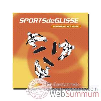 CD - Sports de glisse - Performance music
