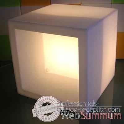 Cube design Open Cube grand modele Slide - SD OPN075