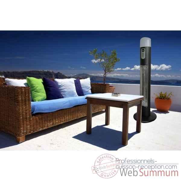 chauffage terrasse dans chauffage ext rieur sur professionnels cuisson reception. Black Bedroom Furniture Sets. Home Design Ideas