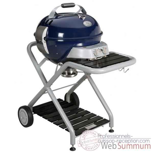 Barbecue ascona bleu outdoorchef de outdoorchef dans de - Barbecue outdoorchef ...