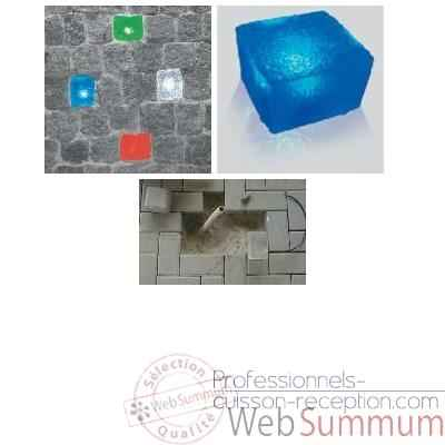 Paves lumineux poli LED Lumi-Pave - KSAS1TH200