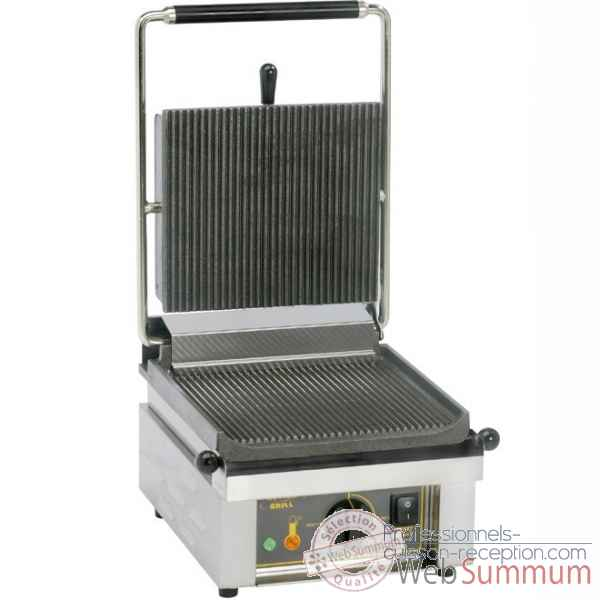 Grill contact simple Roller-grill -R.SAVOYE