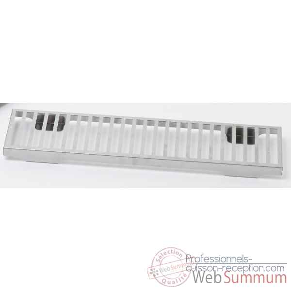 Grille cuisson pour plancha 600 Roller-grill -R.GR53176