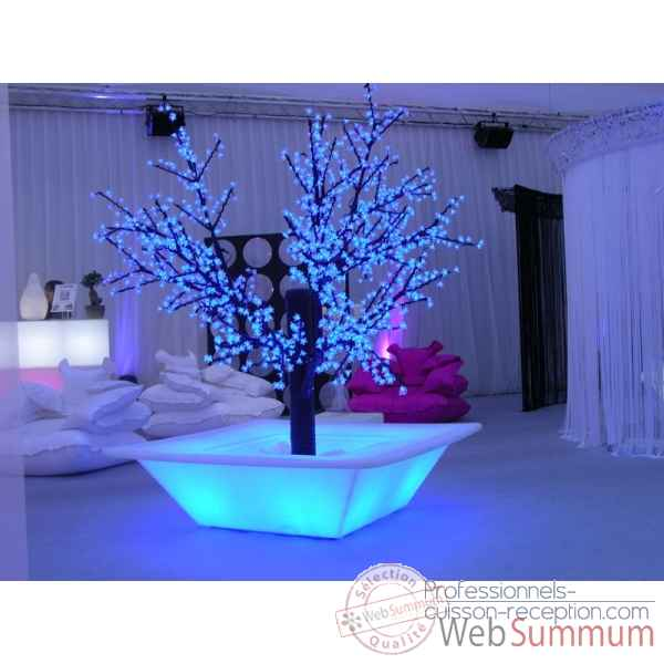 Bench table lumineu Slide -LP BEP035