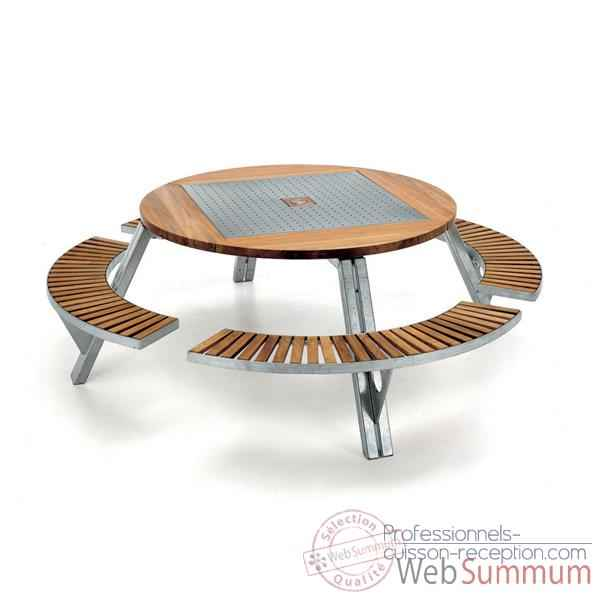 Table Gargantua Extremis Design -GI